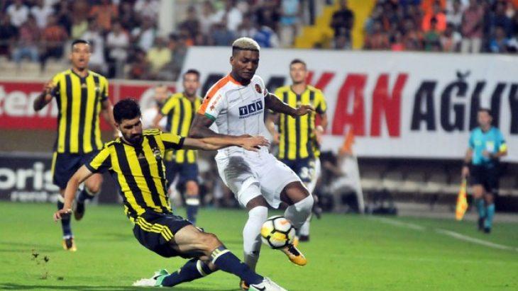 Fenerbahçe, Alanyaspor'u konuk ediyor
